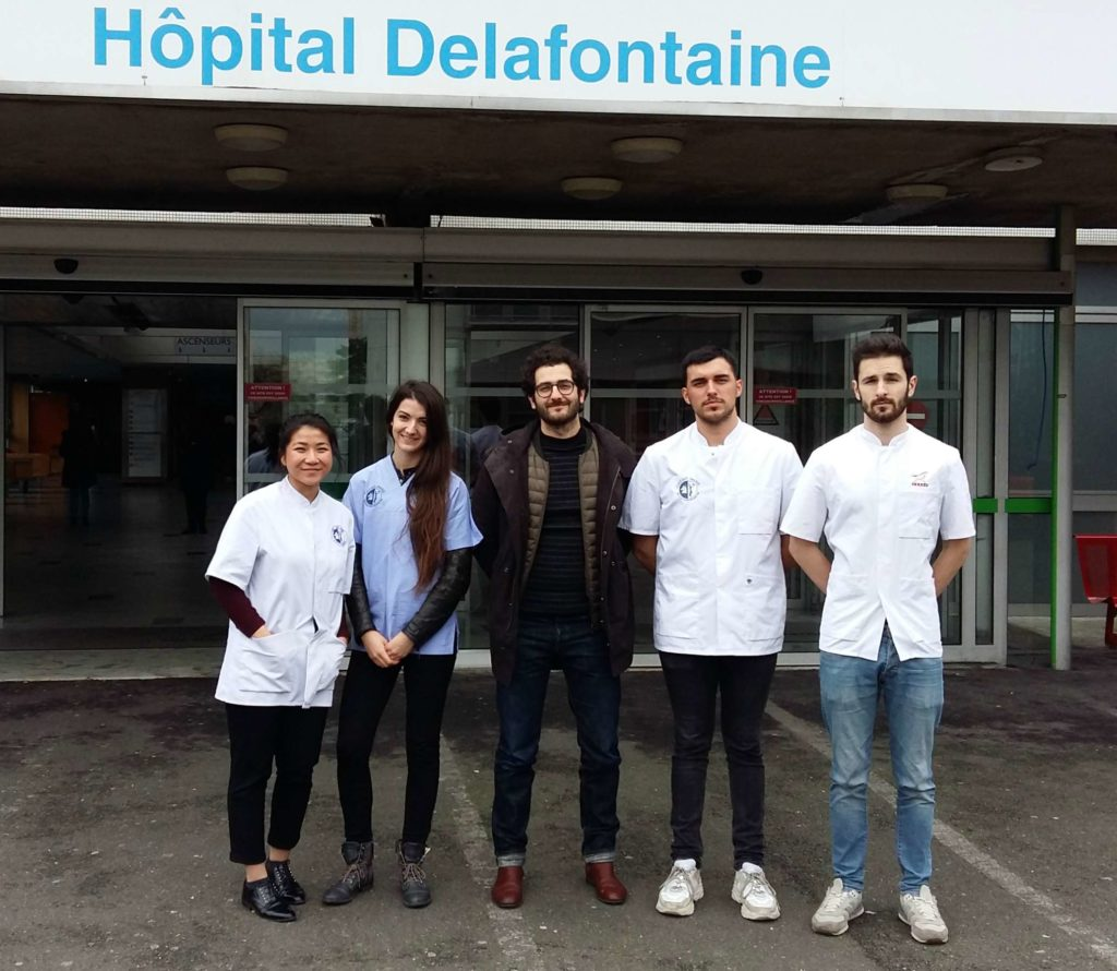 stage hospitalier CEESO