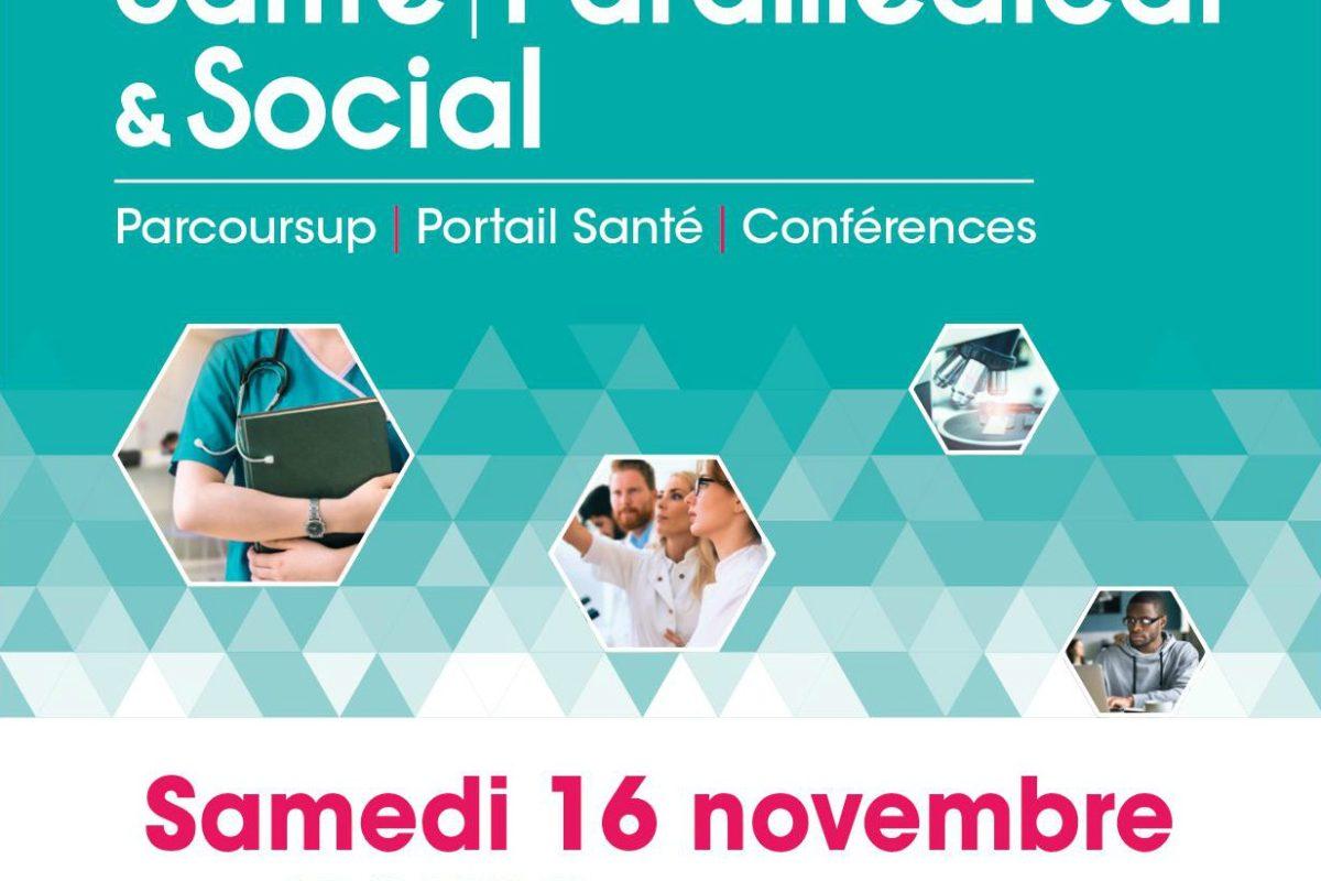 Le CEESO Paris au Salon STUDYRAMA SAMEDI 16 NOVEMBRE 2019